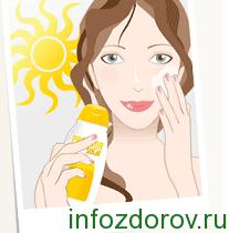 Как защитить волосы во время загара в солярии